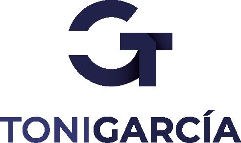 Logo de la marca personal Toni Garcia, CEO Inmobiliario millennial